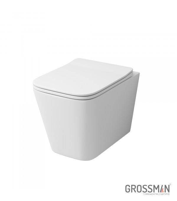 Унитаз подвесной Grossman GR-4441