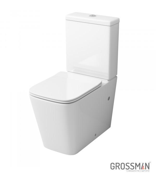 Унитаз напольный Grossman GR-4445