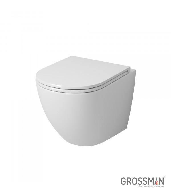 Унитаз подвесной Grossman GR-4455S