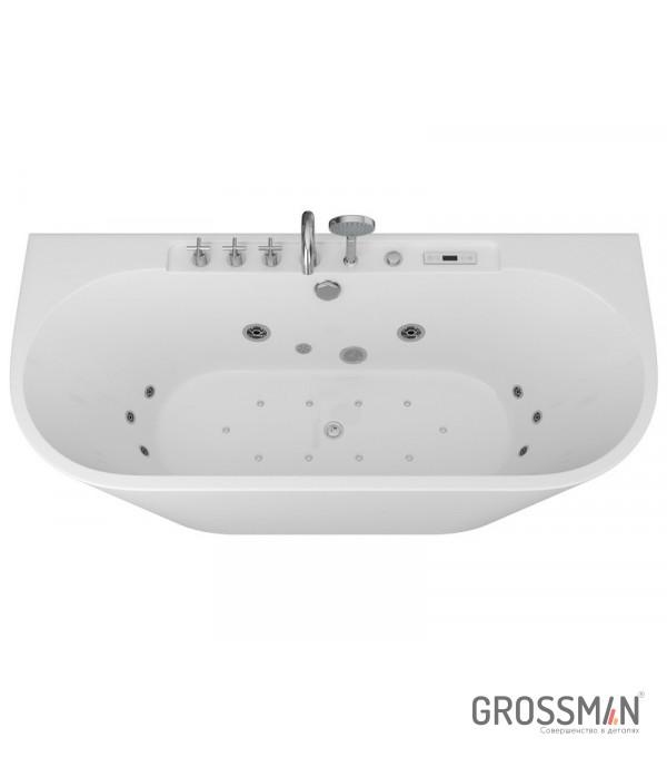 Акриловая ванна Grossman GR-17075