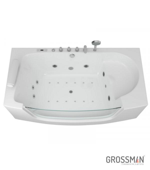 Акриловая ванна Grossman GR-18590