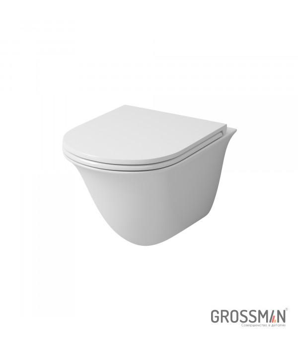 Унитаз подвесной Grossman GR-4412S