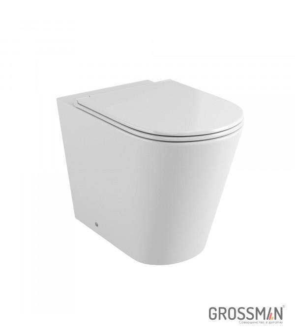 Унитаз приставной Grossman GR-PR4450S