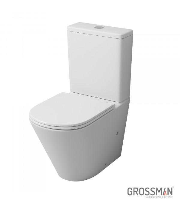 Унитаз напольный Grossman GR-4450MS (матовый)