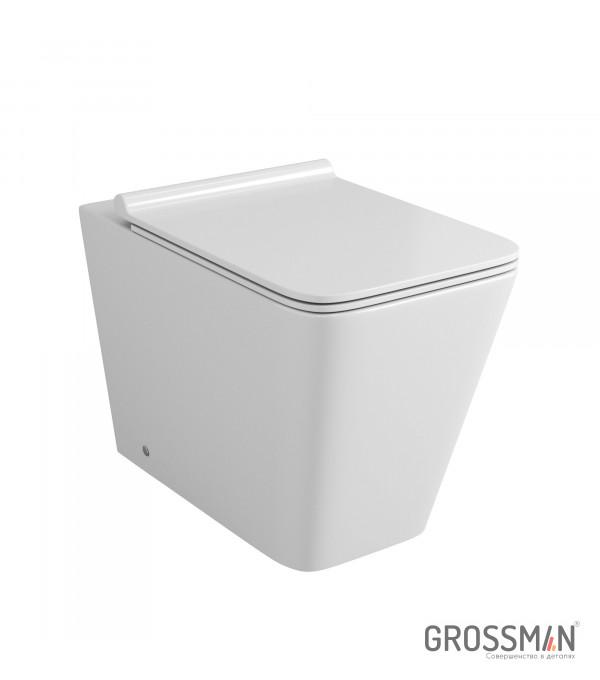 Унитаз приставной Grossman GR-PR4414S