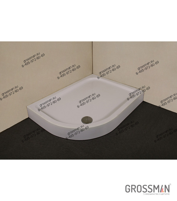 Поддон Grossman 120*80*15 для GR-2120 R, 4120 R