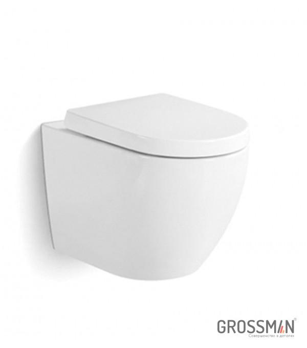 Унитаз подвесной Grossman GR-4411