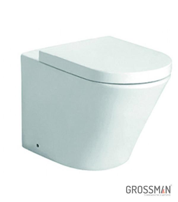 Унитаз приставной Grossman GR-PR3011