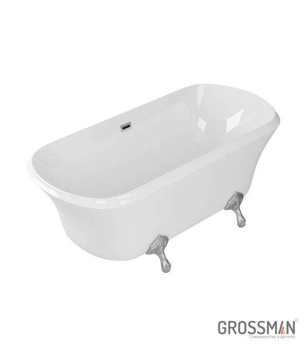 Отдельностоящая ванна Grossman GR-1001